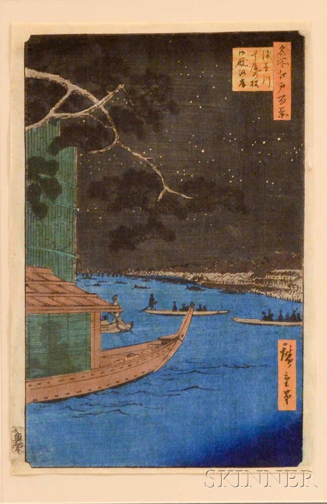 Utagawa Hiroshige (1797-1858), Good Results Pine
