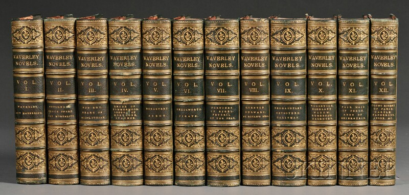 (Decorative Bindings), Scott, Sir Walter (1771-1832)
