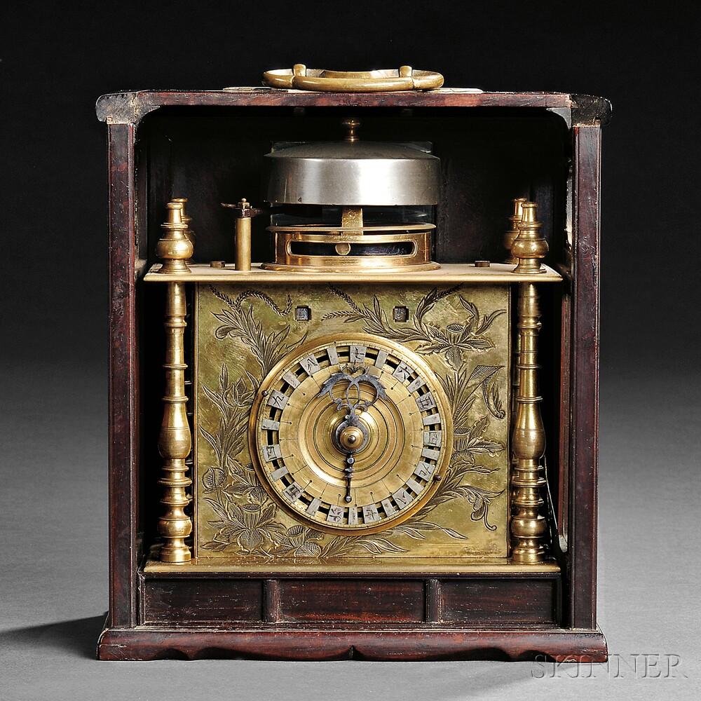 Japanese Makura Dokei Clock