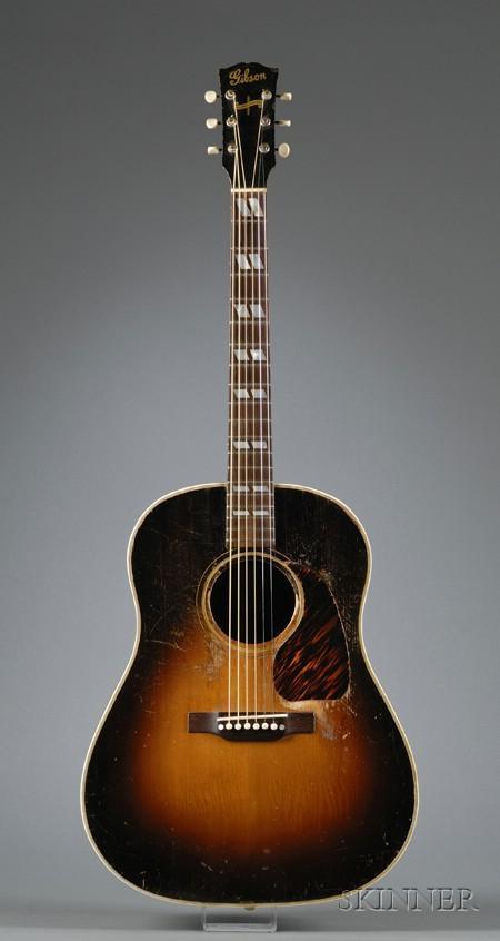 American Guitar, Gibson Incorporated, Kalamazoo, 1942, Model Southerner Jumbo