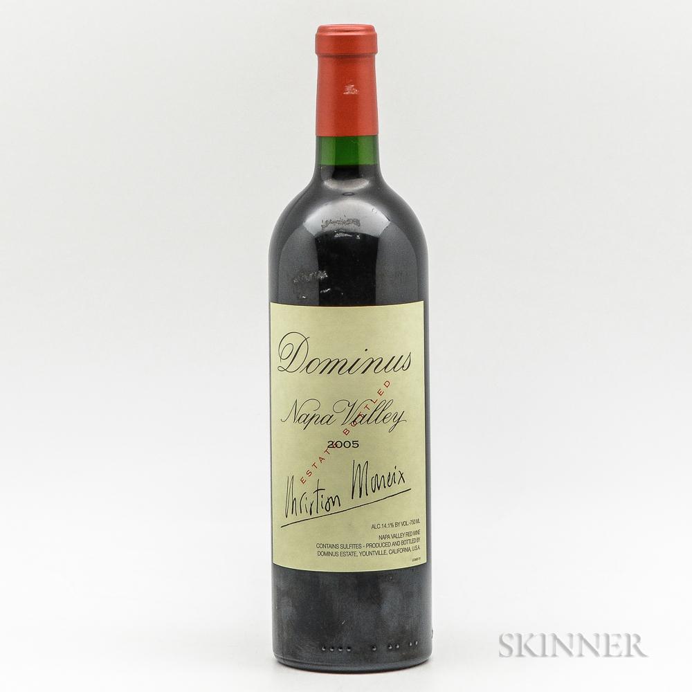 Dominus 2005, 1 bottle