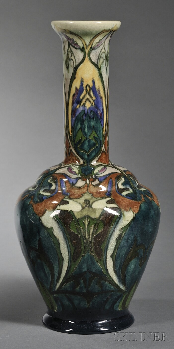 Gouda High Glaze Pottery Vase