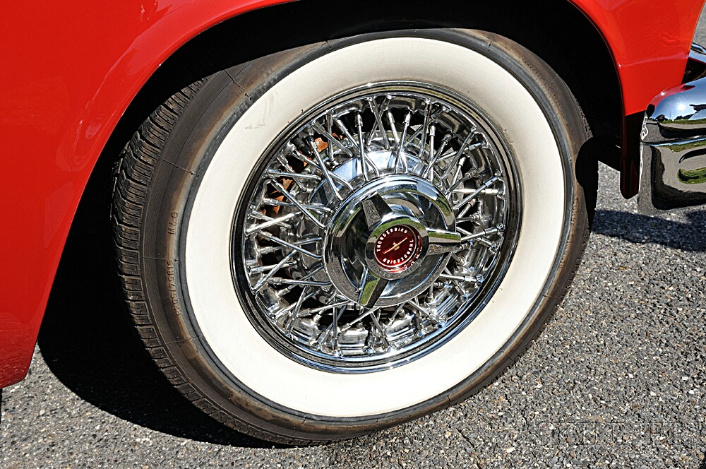 1957 Ford Thunderbird Convertible/Hardtop