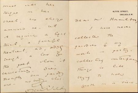 Wilde, Oscar (1854-1900)
