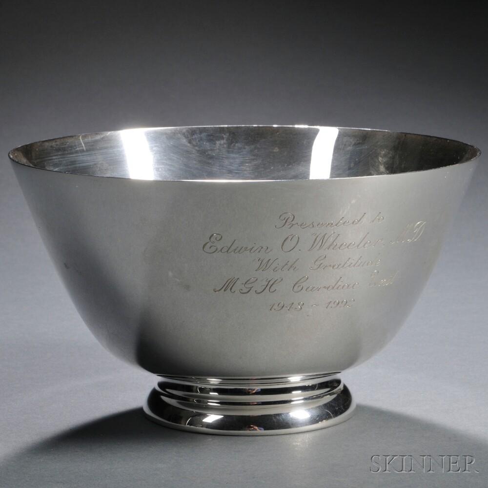 Tiffany & Co. Presentation Bowl