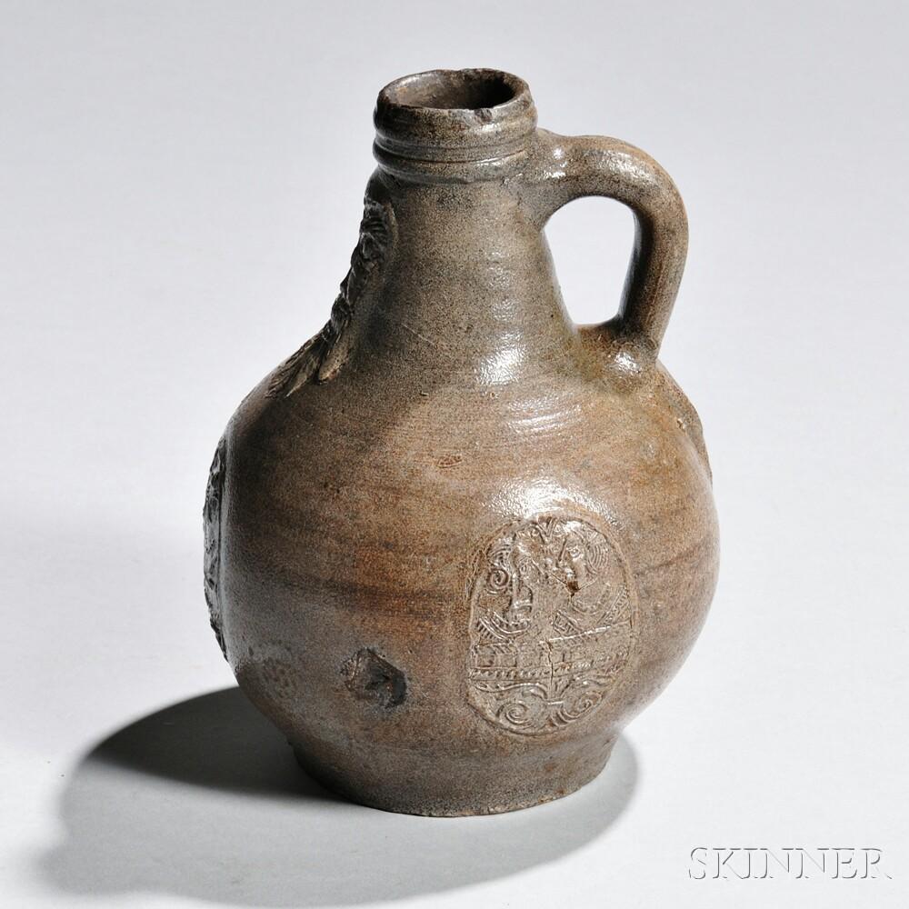 Stoneware Bartmann Bottle