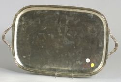 Black, Starr and Gorham Sterling Tea Tray