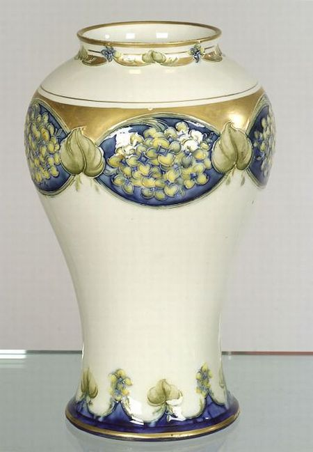 Macintyre Moorcroft Florian Ware Vase