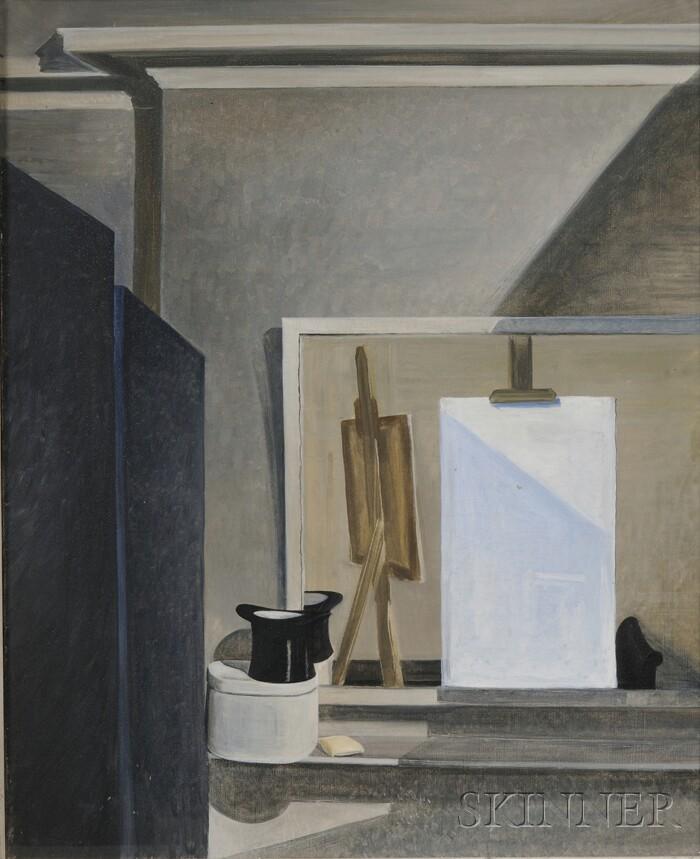 Calvert Coggeshall  (American, 1907-1990)      Composition