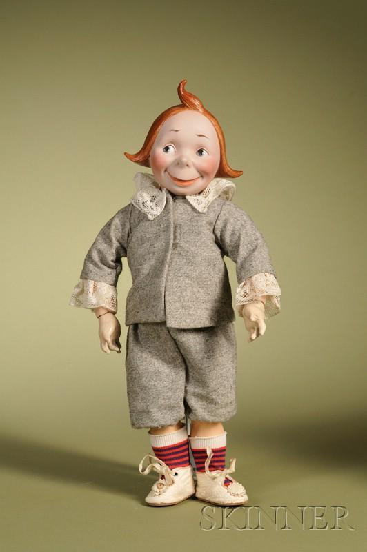 Kestner Moritz Character Doll