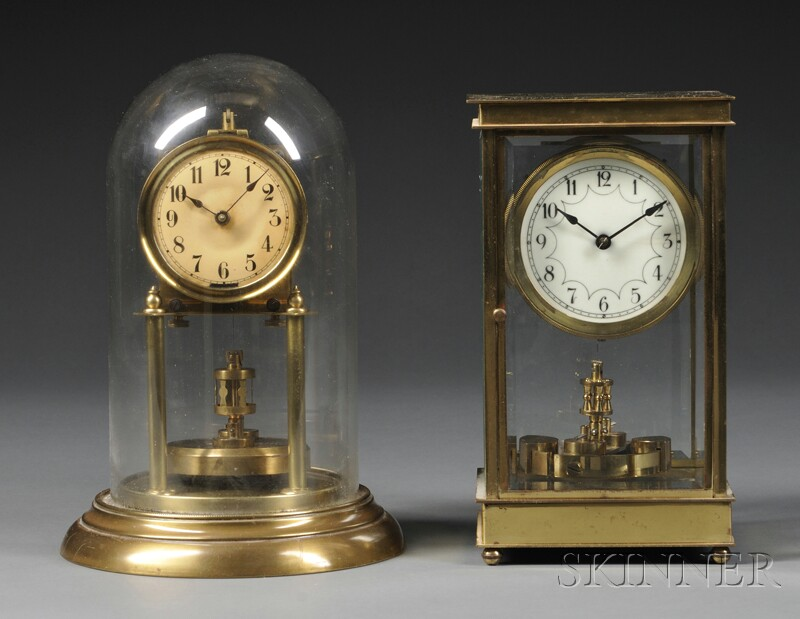 Two 400-day Clocks