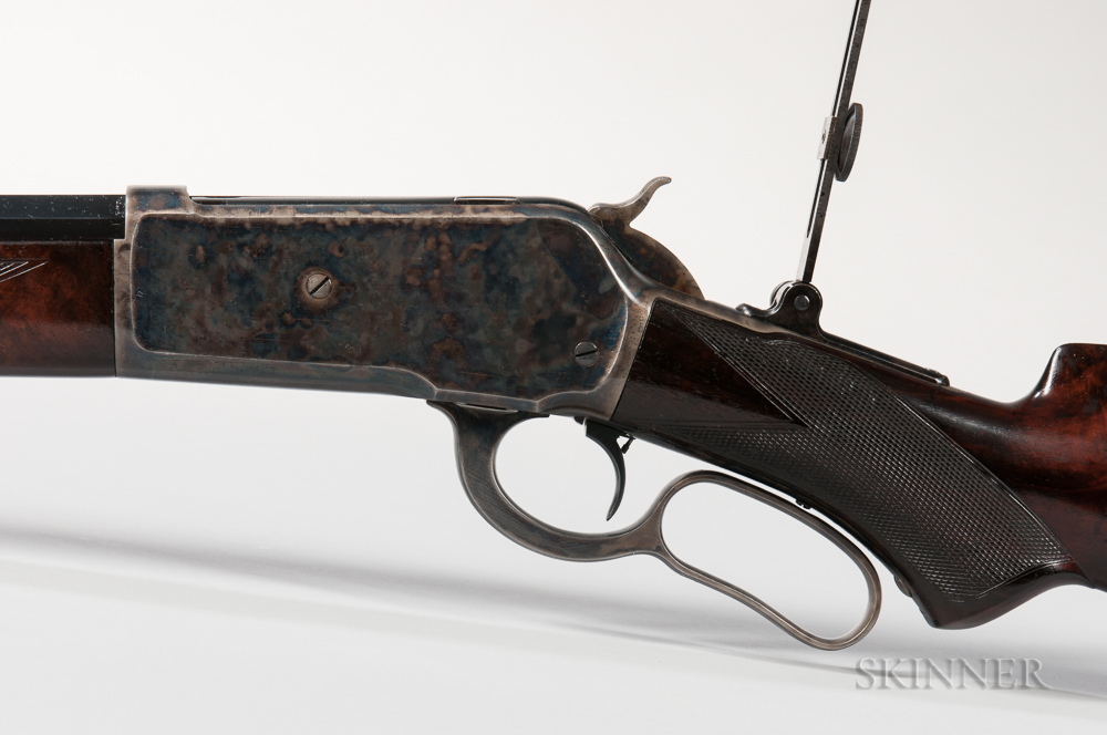 Winchester Model 1886 Deluxe Rifle | Sale Number 3165M, Lot Number