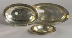 Three Tiffany & Co. Sterling Tablewares