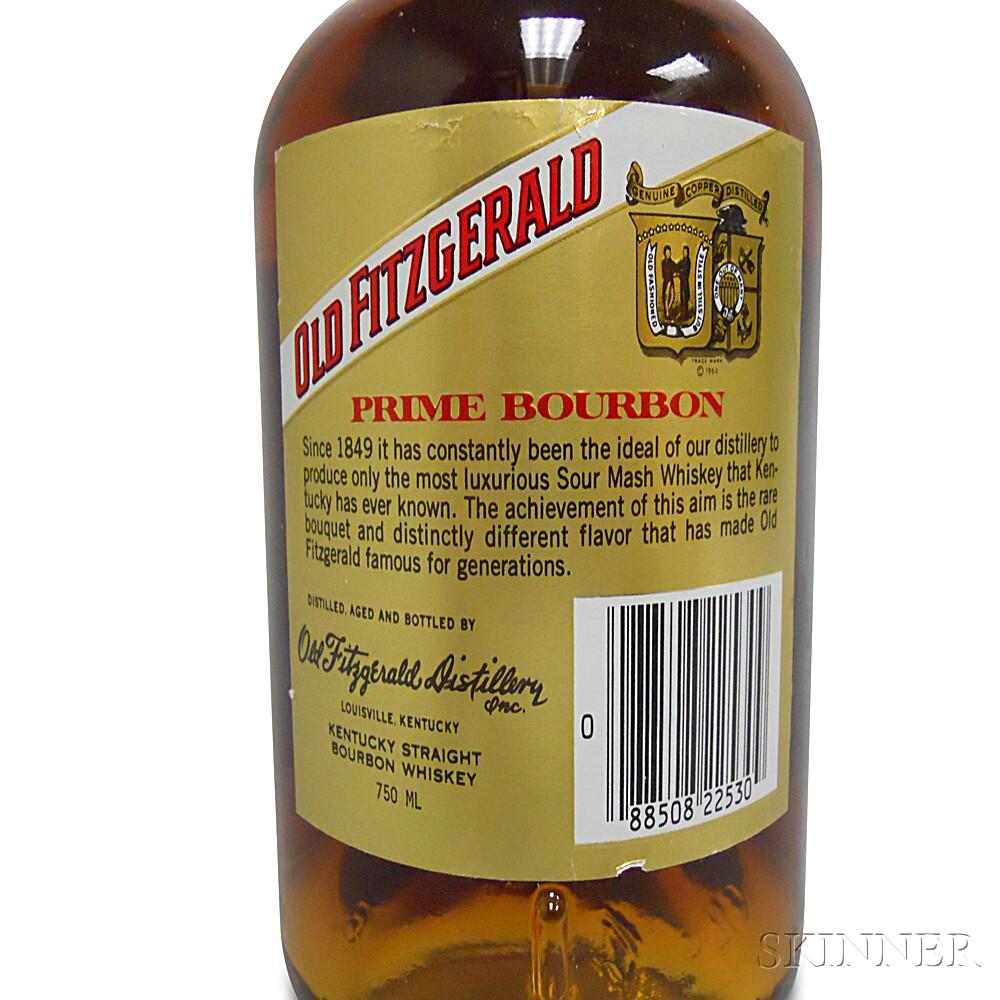 Old Fitzgerald Prime Bourbon, 1 750ml bottle