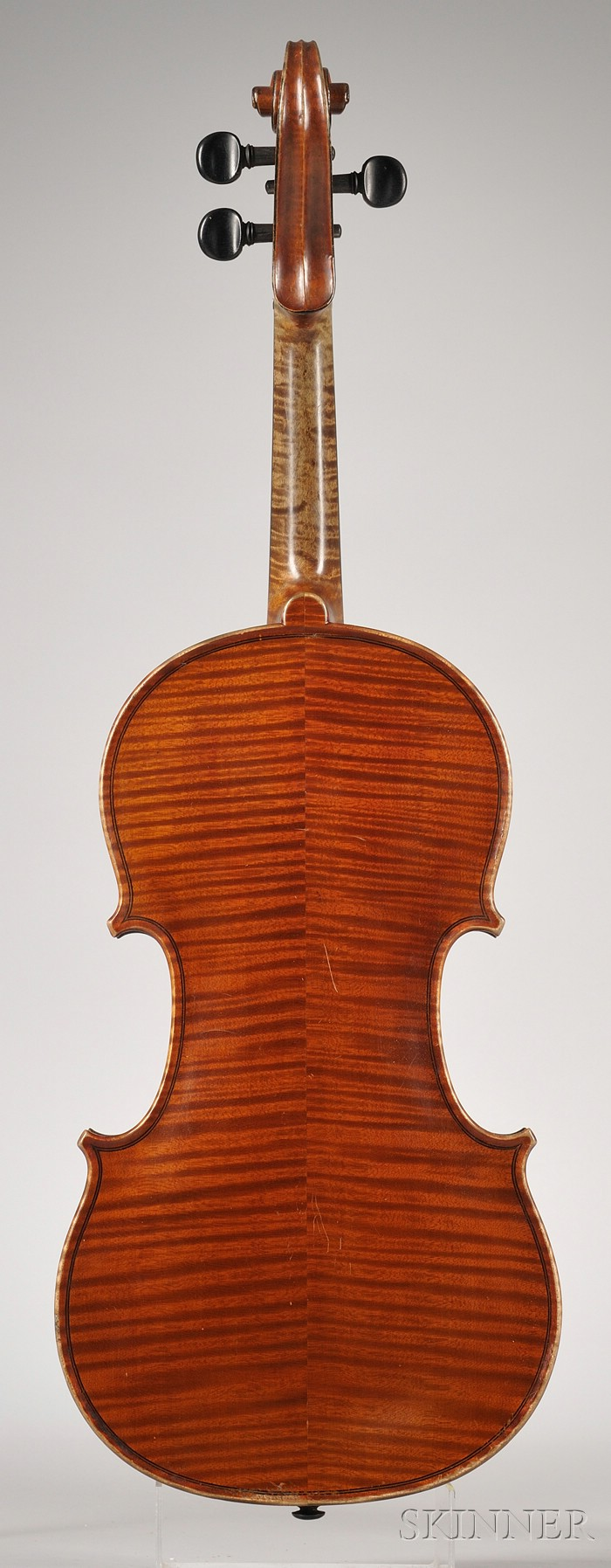 French Violin, Paul Blanchard Workshop, Lyon, 1899