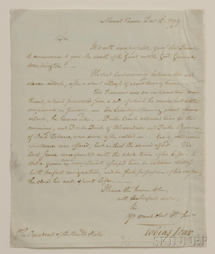 historical letters