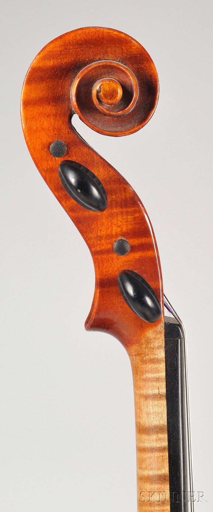 Czech Violin, Alfons F. Vavra, Prague, 1952