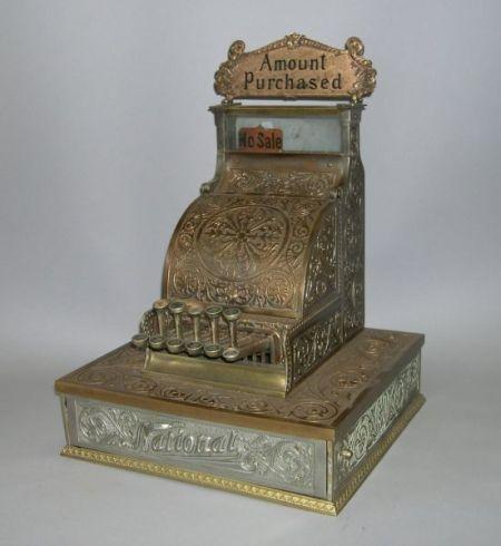Model 6 National Cash Register