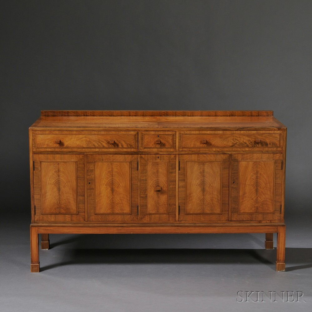 Heal & Son Ltd. Art Deco Sideboard