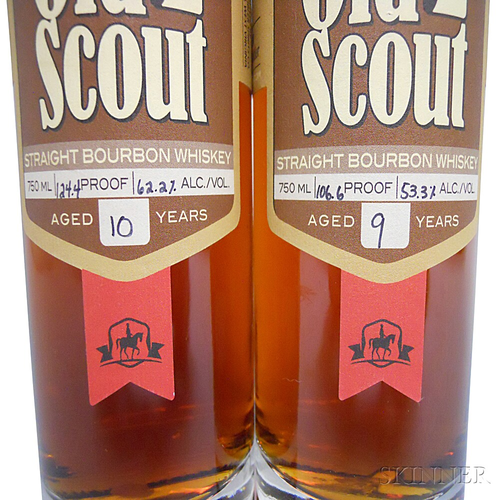 Smooth Ambler Old Scout, 2 750ml bottles