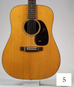 American Guitar, C.F. Martin & Company, Nazareth, 1966, Model D-21