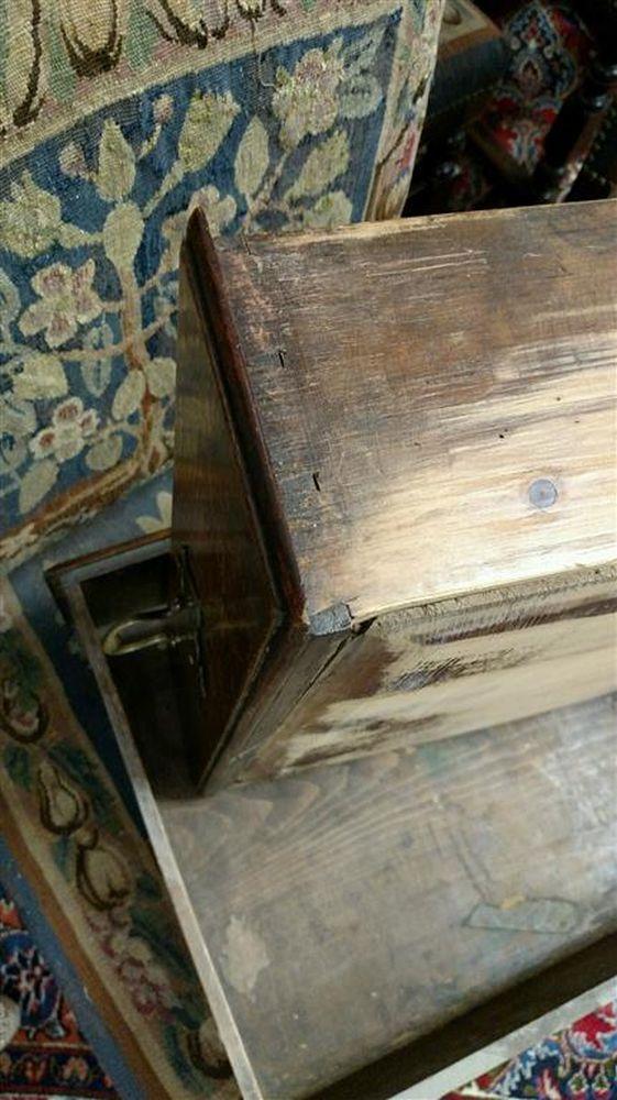 George III Oak Welsh Cupboard