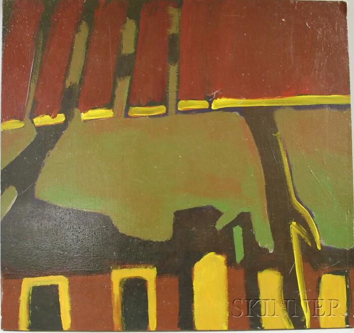American School, 20th Century      Abstract