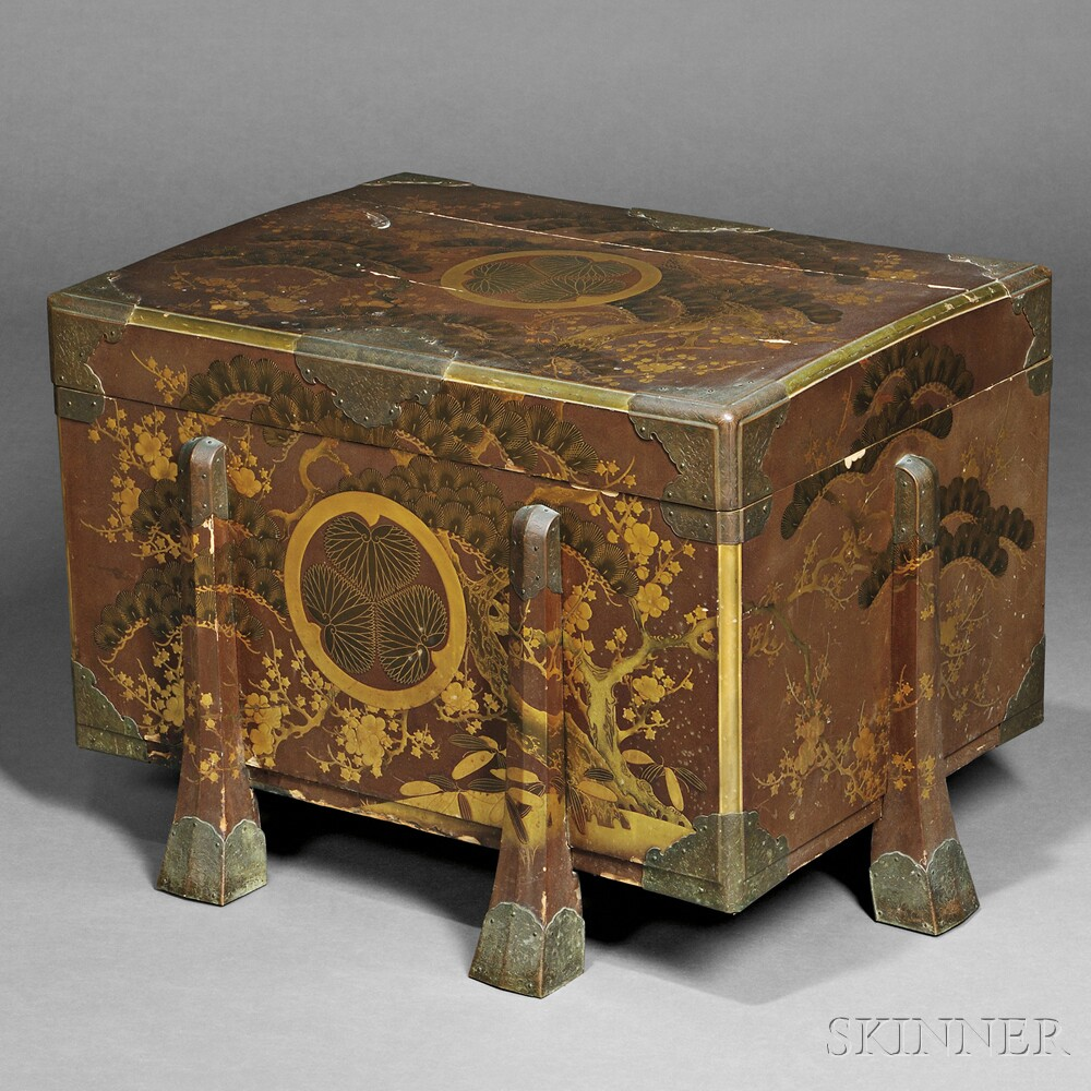 Lacquered Trunk