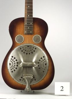 American Resonator Guitar, Dobro Company, Los Angeles, c. 1935, Probably Model No.