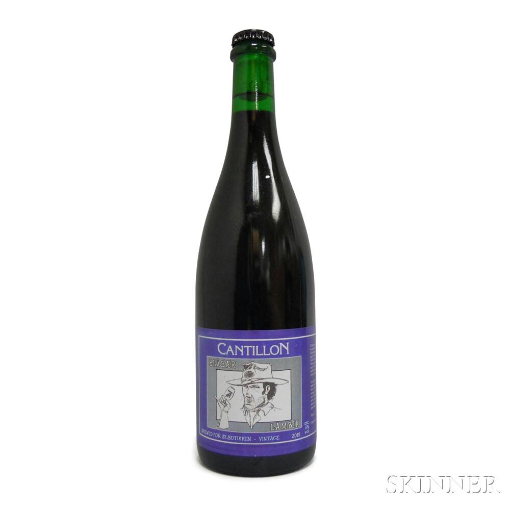 Cantillon Blåbær, 1 750ml bottle