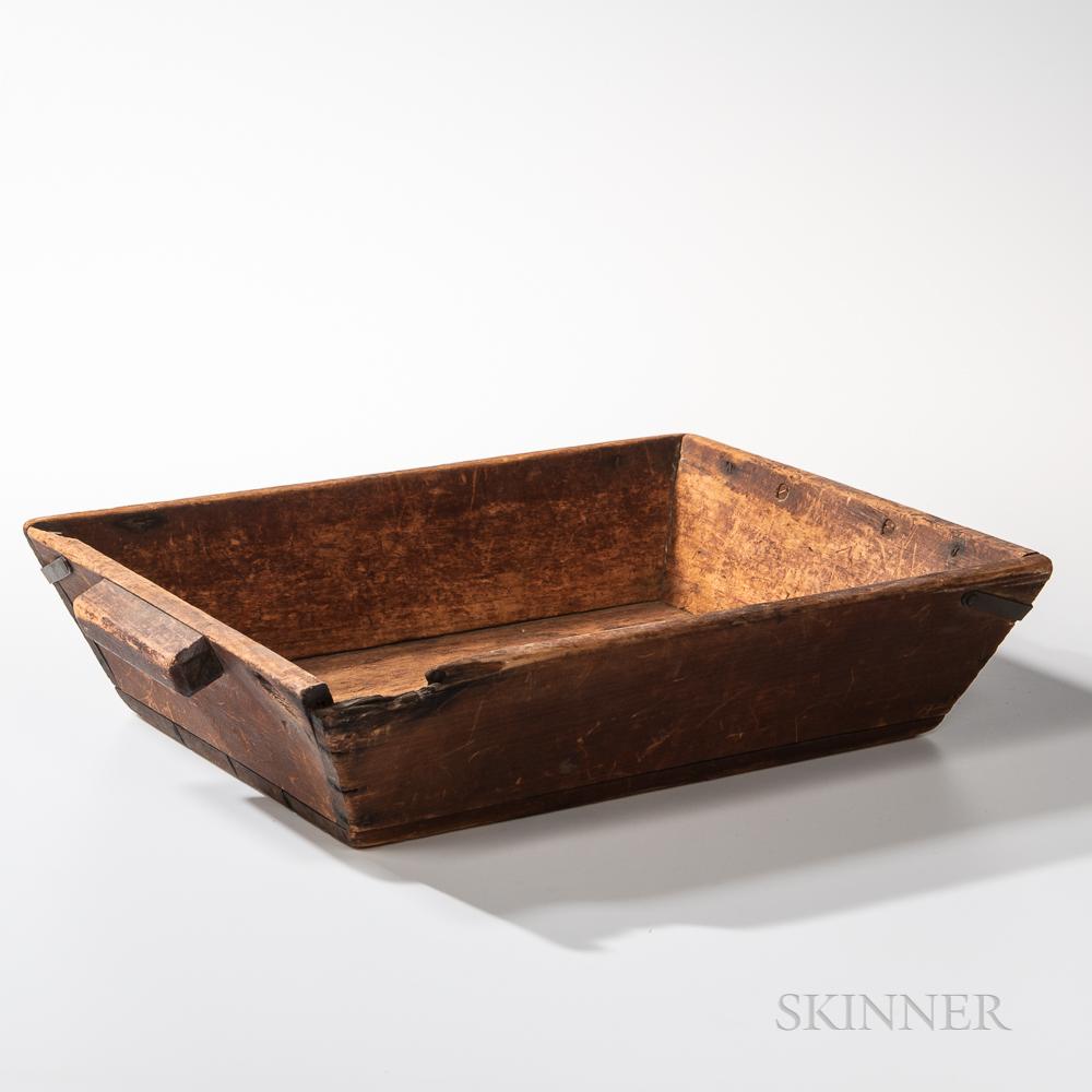 Shaker Pine Apple Tray