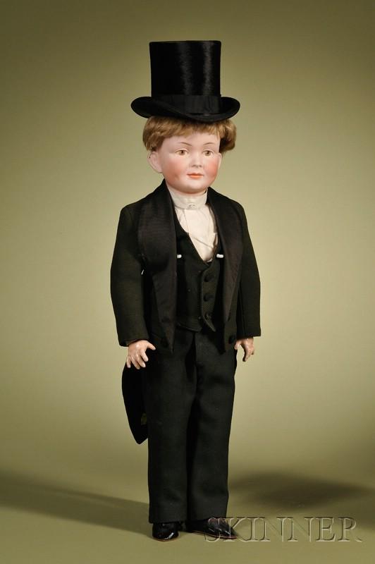 Klay & Hahn 520 Character Boy in Tuxedo