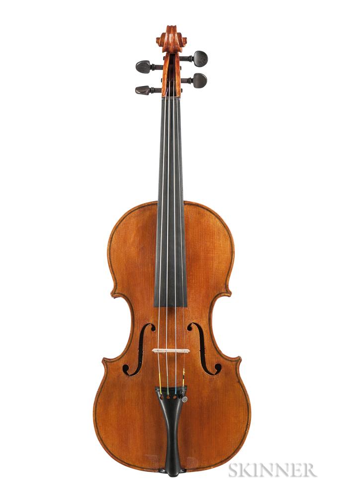 American Violin, Adam P. Beresford