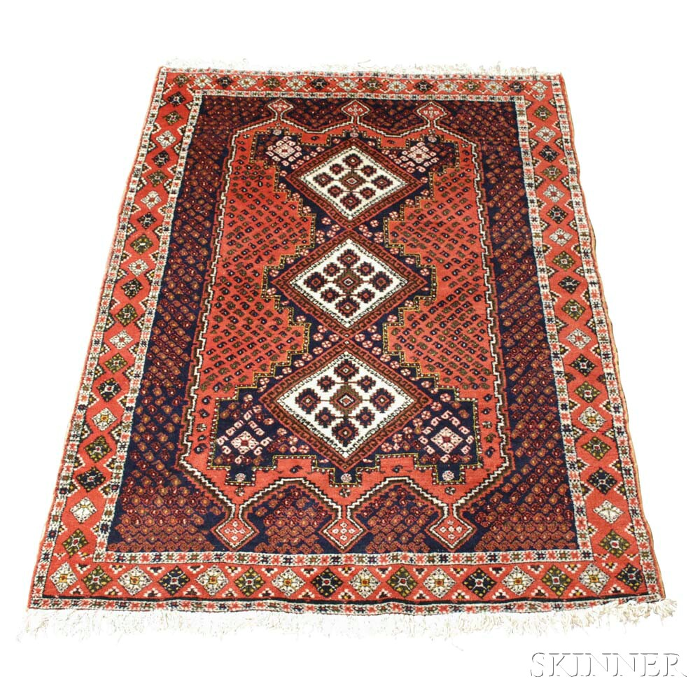 Three Rugs