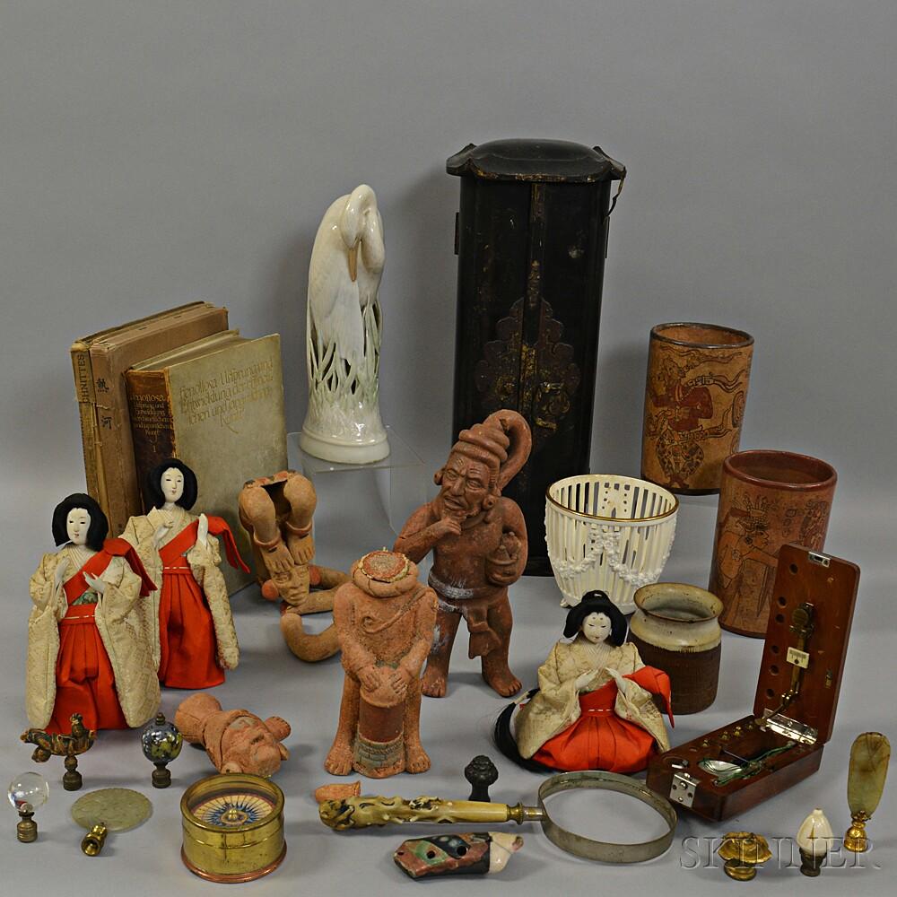 Twenty-seven Decorative Items