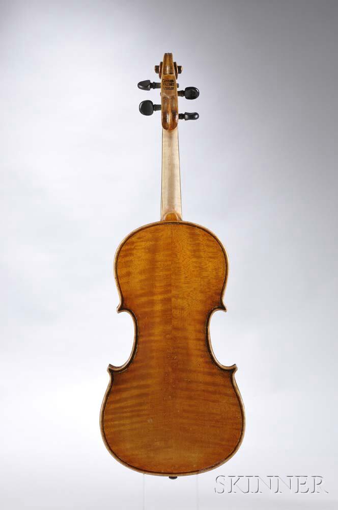 Polish Violin, Andrzej Bednarz, Zakopane, 1959