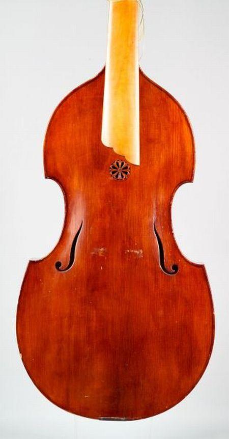 German Viola da Gamba, Ernst Steiber, Tubingen, 1965