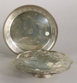 Two Sterling Serving Pieces