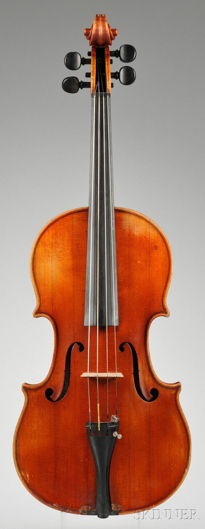 American Viola, Anders Halvarson, 1939
