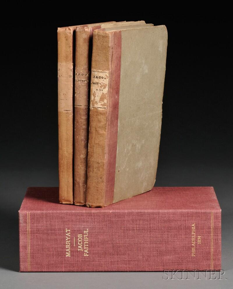 Marryat, Frederick (1792-1848)