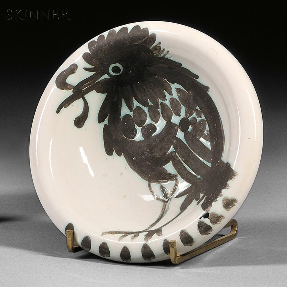 Pablo Picasso (Spanish, 1881-1973)      Bird with Worm