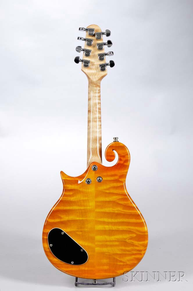 E.F. Elliott Electric Mandolin, c. 1999