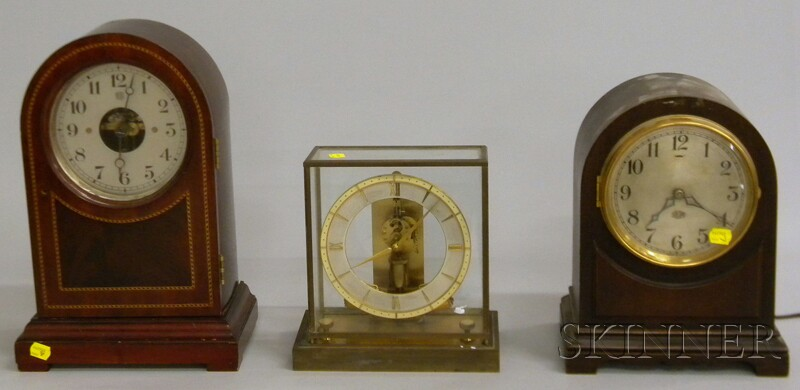 Three Electric Clocks