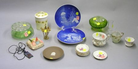 Small Group of Decorative and Collectible Items