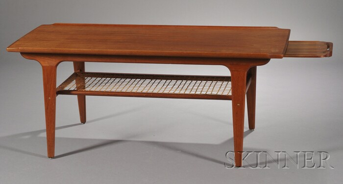 Coffee Table Attributed to Finn Juhl