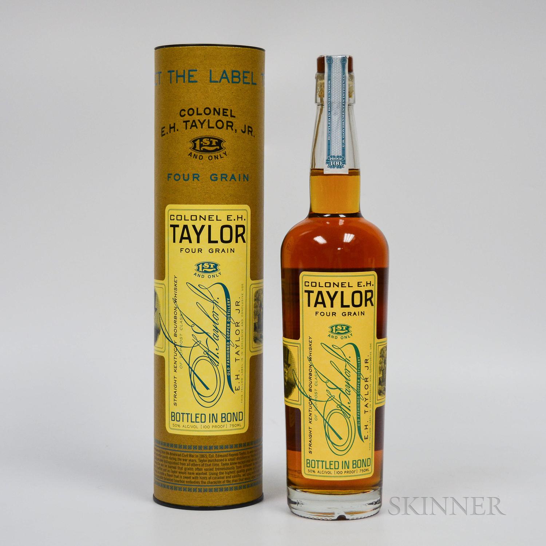 Colonel EH Taylor Four Grain, 1 750ml bottle (oc)