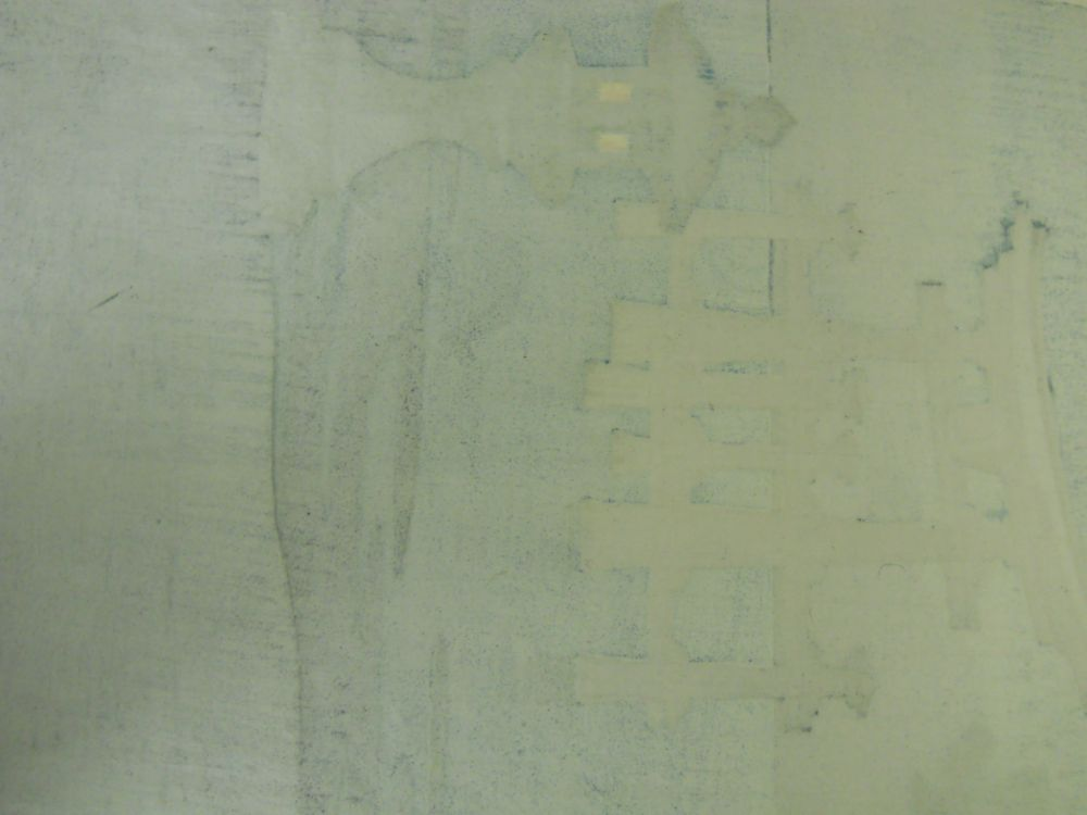 Tsuchiya Koitsu (1870-1949), Miyajima in the Rain