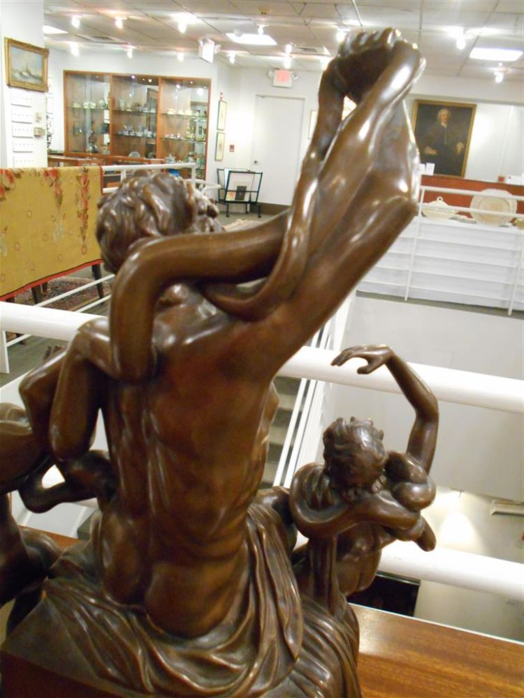 French School, Late 19th/Early 20th Century       Bronze Sculpture of Laocoön and His Sons