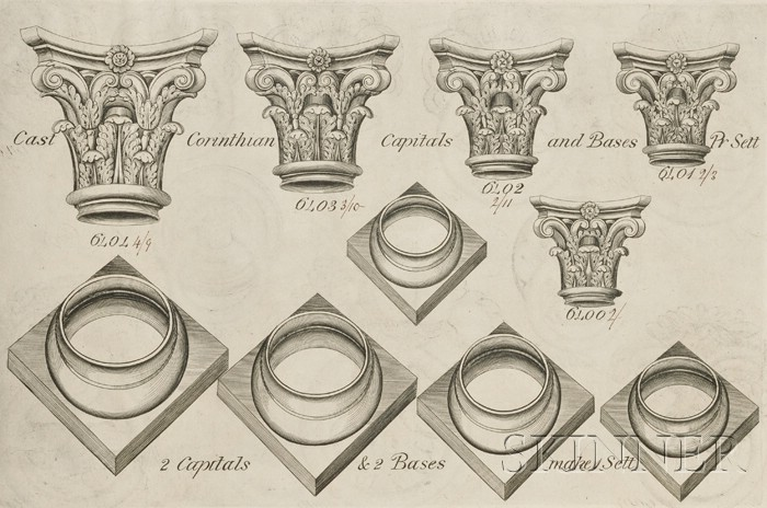 Brass Hardware Catalogue of John Ratcliff & Son
