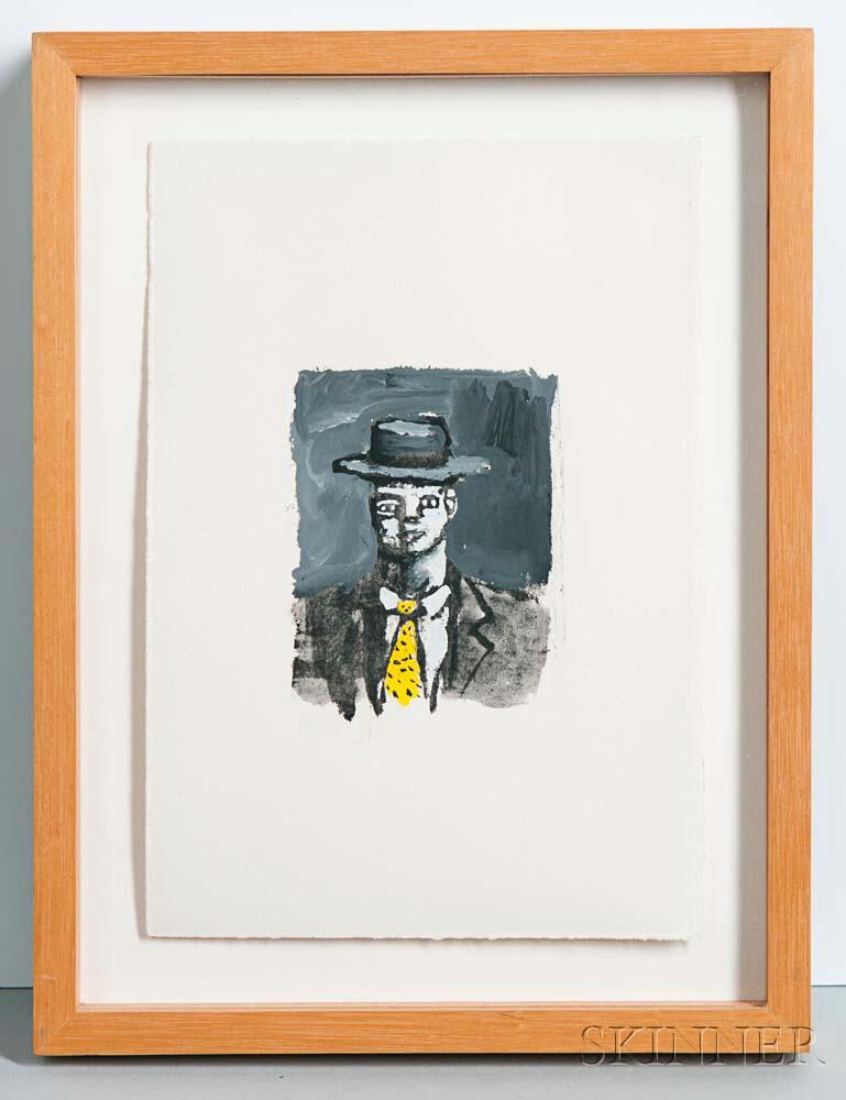 Aaron Fink (Massachusetts, b. 1955)      Untitled
